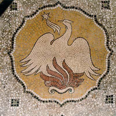 fenice-mosaico