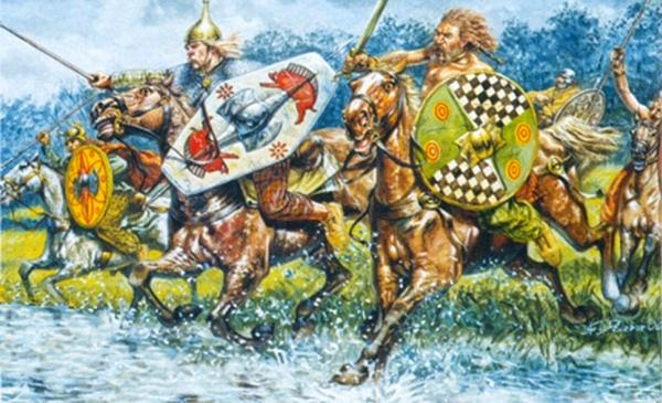 Irlanda-guerrieri