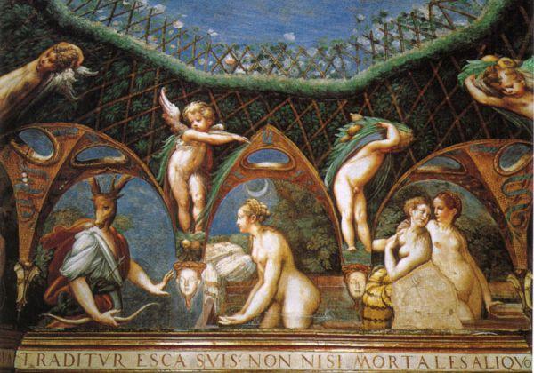 Parmigianino-Diana-Atteone