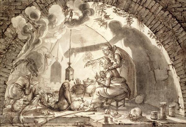 Paton-cucina-strega