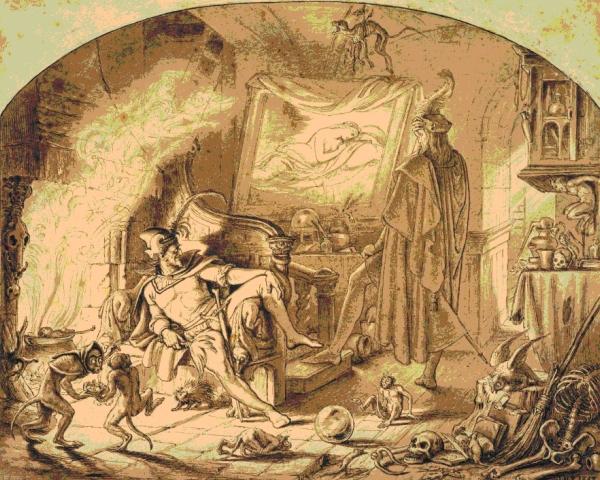 Paton-Faust-Mefistofele