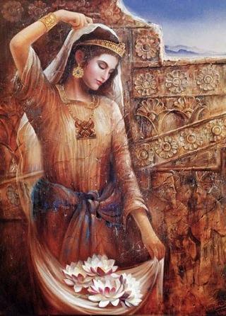 persian-goddess