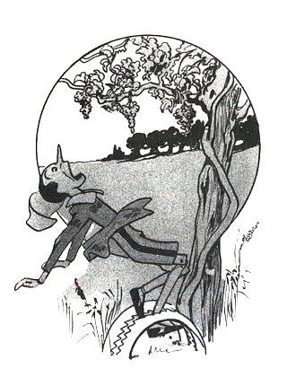 Pinocchio-uva