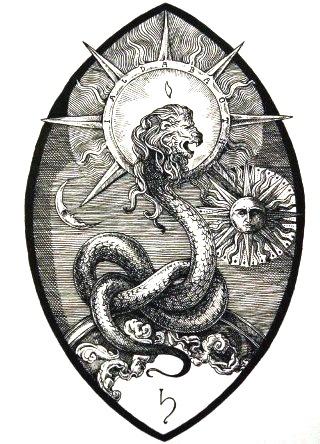 agathodaimon-simbolo