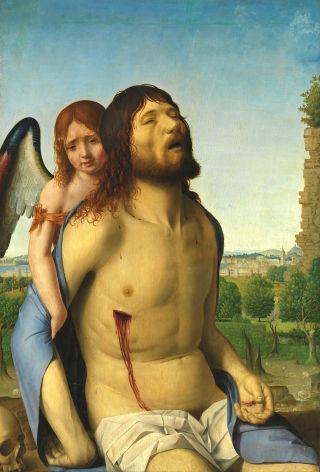 Antonello-da-Messina-Cristo