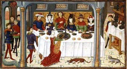 banchetto-medioeval