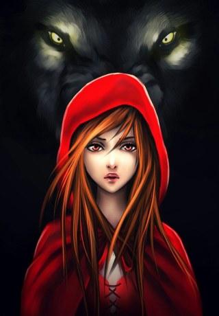 Cappuccetto-rosso-art
