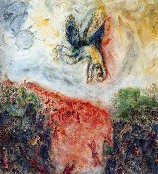 Chagall-Caduta-di-Icaro