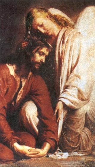 Cristo-Angelo