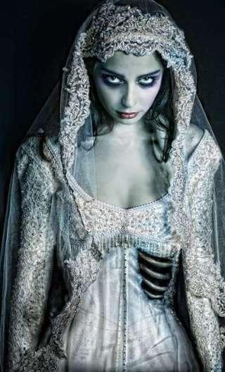 dama-fantasma