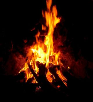 fuoco-falò