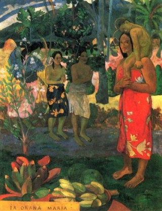 Gauguin-ia-orana-maria