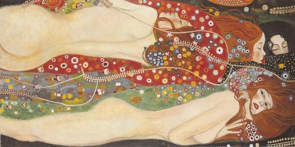 Klimt-donne