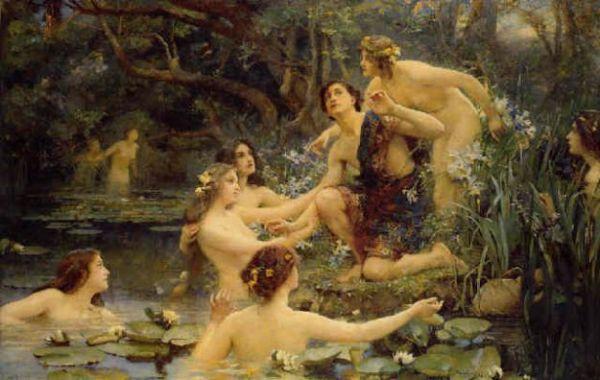 Narciso-ninfe