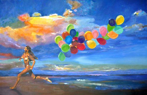 palloncini-beach