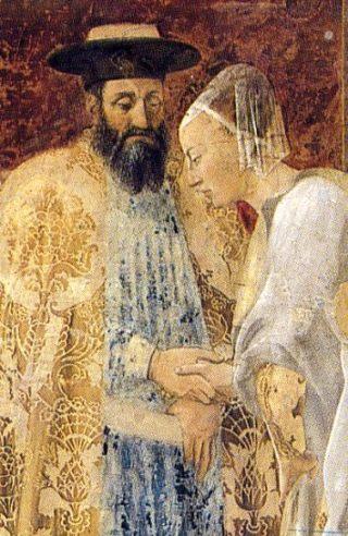 Piero-della-Francesca-Salomone-regina-di-Saba-dettaglio