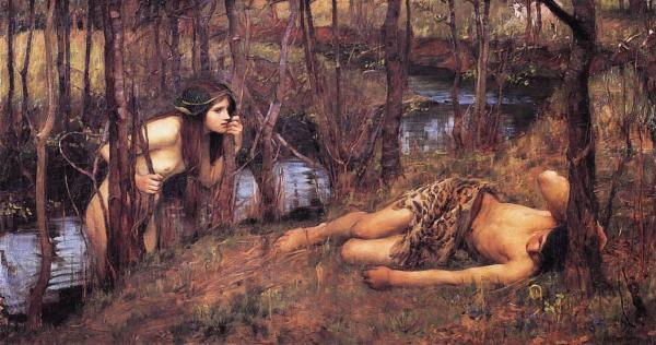 Waterhouse-naiade