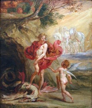 MSKG - Apollo en de Python - Jan Boeckhorst