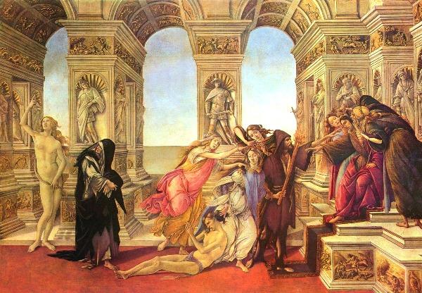 Botticelli-calunnia-Apelle