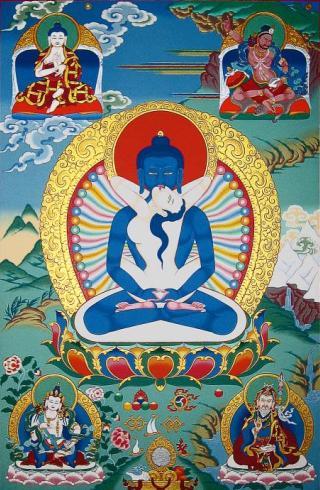 Buddha-Kuntusangpo