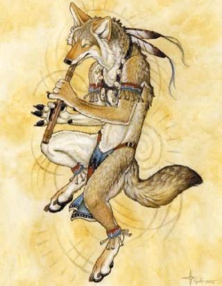 coyote-dancing