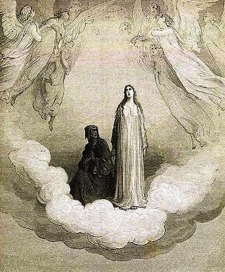 Dante-Beatrice-angeli