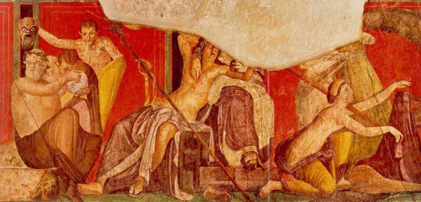 Dioniso-Arianna-Afrodite