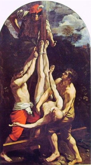 Guido-Reni-crocefissione-Pietro