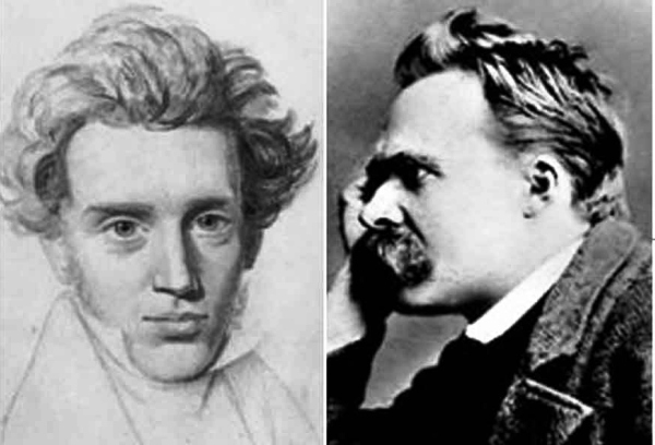 Kierkegaard-Nietzsche
