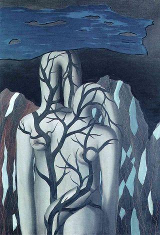 Magritte-landscape