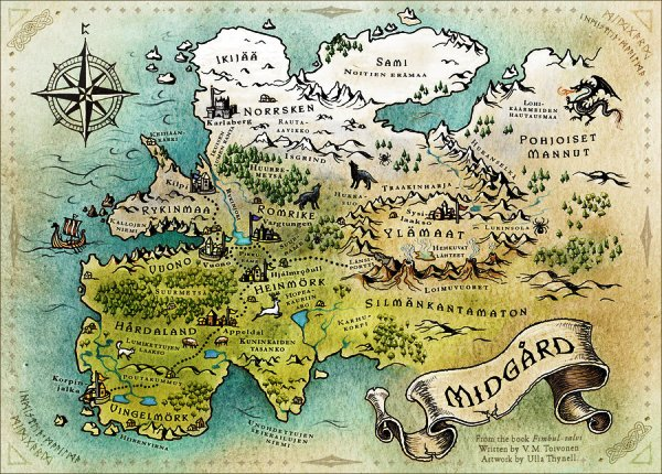 midgard-map