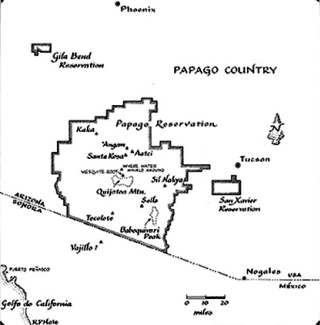 Papago-map