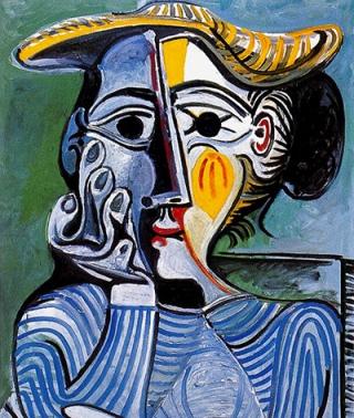 Picasso-Jacqueline