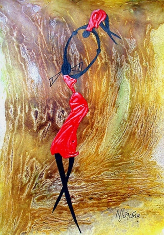 african-woman-paint