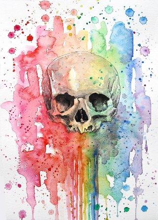 arcobaleno-teschio