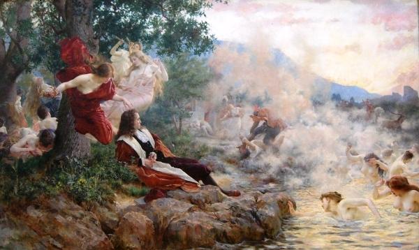 Vlaho Bukovac http:/www.tuttartpitturasculturapoesiamusica.com;