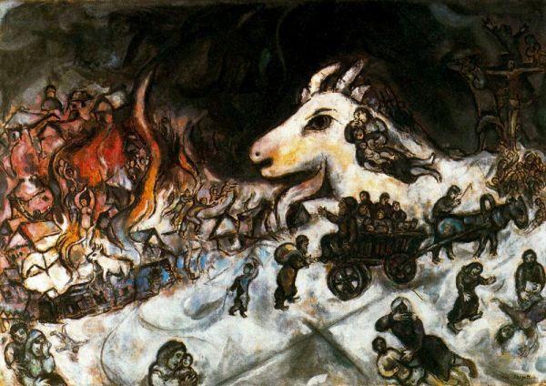 Chagall-guerra