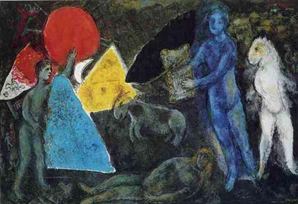 Chagall-Orfeo-Euridice