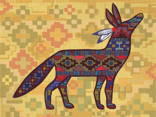 coyote-indian