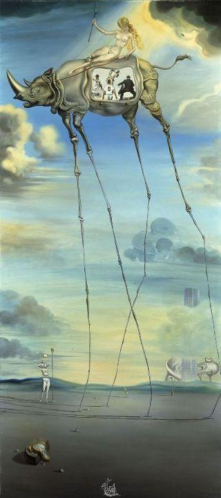 Dalì-cavalcata-celeste