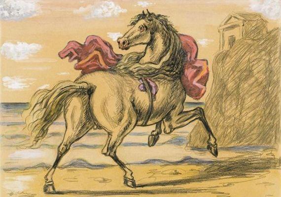 De-chirico-cavallo