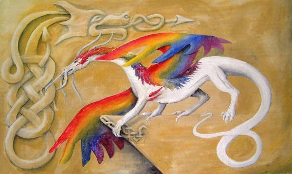 drago-arcobaleno