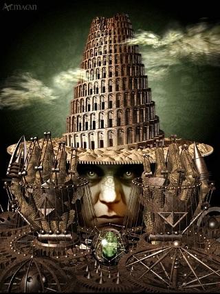 Es-Babele-machine