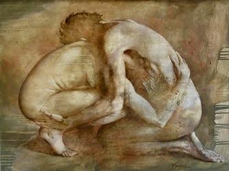 Godfrey-abbraccio