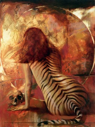 Godfrey-donna-tigre