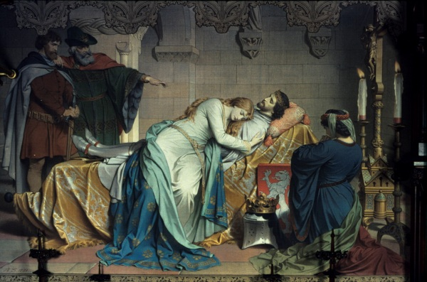 Isotta-Tristano-morte