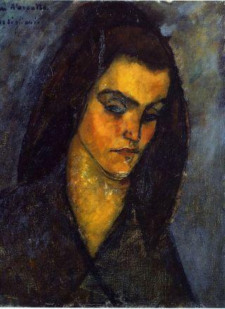 Modigliani-mendicante
