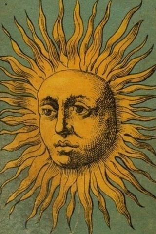 surreal-sun