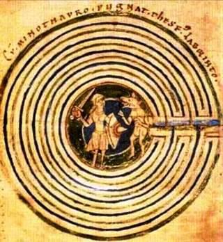 Teseo-labirinto