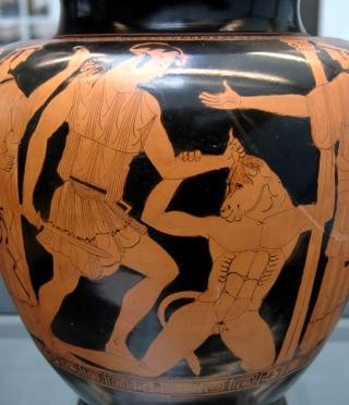 Teseo-Minotauro
